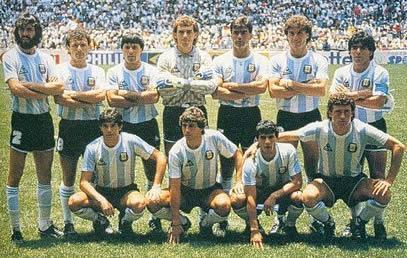 Campeões de 1986