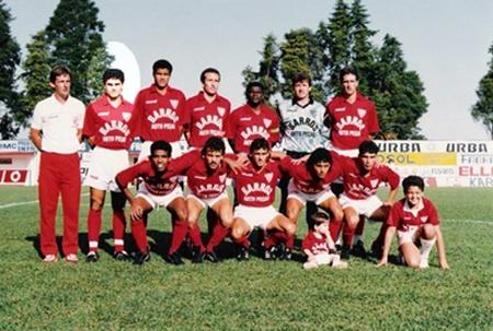 Roda, Sapão ! O Mogi Mirim, de 1992/1993