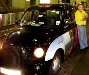 taxista louco