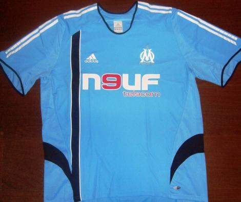 48- Camisa do Olimpique de Marseille 035806b964400
