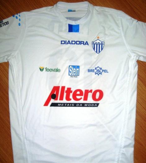 51- Camisa do Esporte Clube Novo Hamburgo 4766b386aa0ce