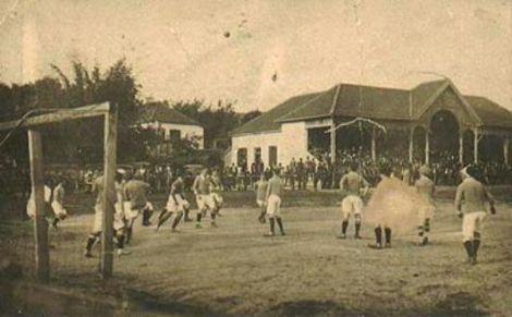 Estádio dos Taquarais