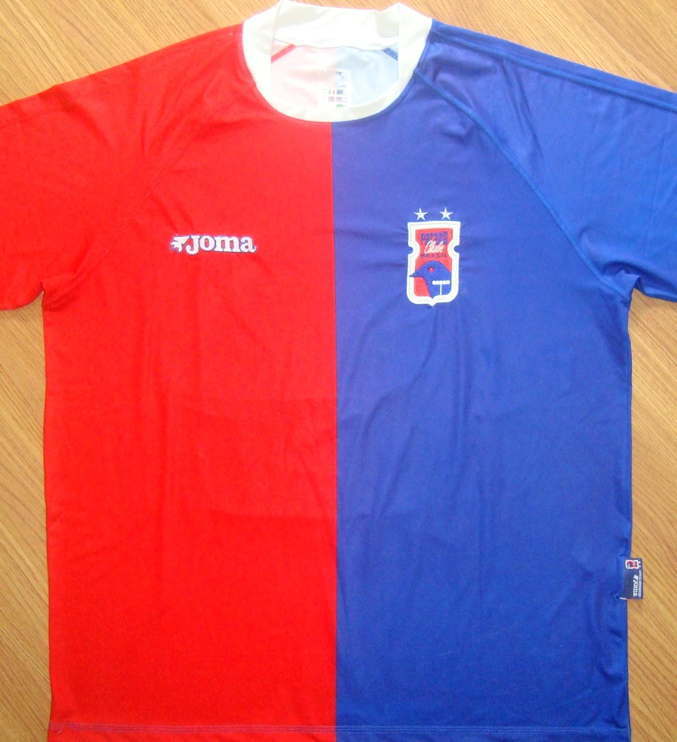68- Camisa do Paraná Clube  e2d4e558587e2