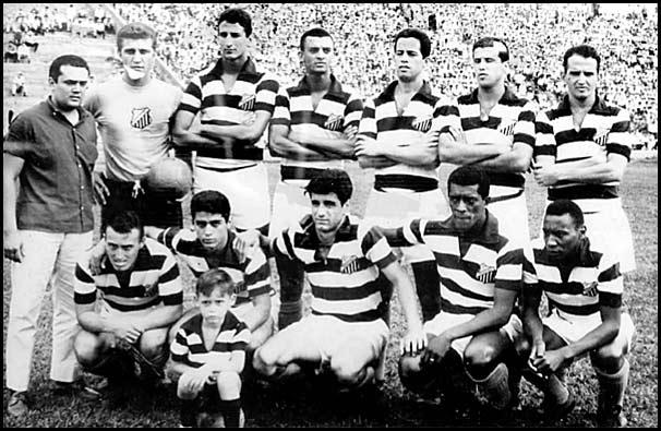 O XV de Piracicaba, em 1965.
